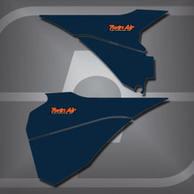 KTM MX3 Airbox