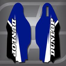 Yamaha MX2 Lower Forks