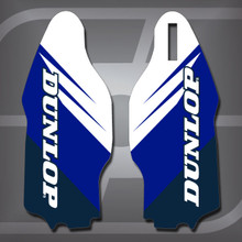 Yamaha MX1 Lower Forks