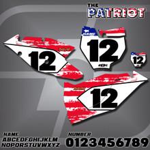 KTM Patriot Number Plates
