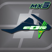 KTM MX3 Shrouds