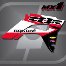 Honda MX1 Shrouds