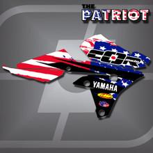 Yamaha Patriot Shrouds