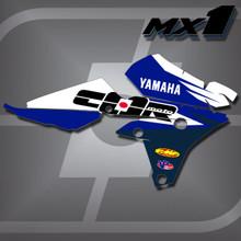 Yamaha MX1 Shrouds