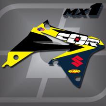 Suzuki MX1 Shrouds