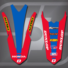Honda MX3 Fender Set