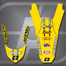 Suzuki Stocker Fender Set