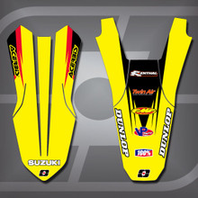 Suzuki MX2 Fender Set