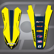 Suzuki MX1 Fender Set