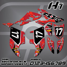 Honda H1 ATV Kit