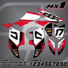 Honda MX1 ATV Kit