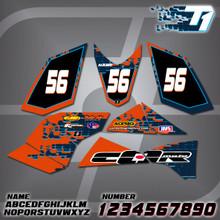 KTM T1 ATV Kit