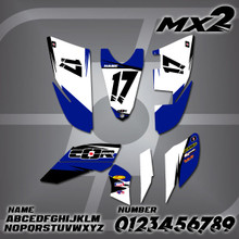 Yamaha MX2 ATV Kit