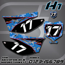TM H1 Number Plates