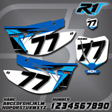 TM R1 Number Plates