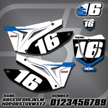 TM S16 Number Plates