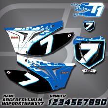 TM T1 Number Plates