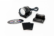 8.4V Helmet Light and Mount