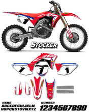 Honda Stocker Kit