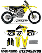 Suzuki Stocker Kit