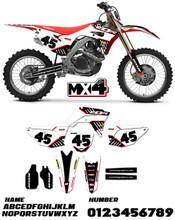 Honda MX4 Kit