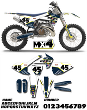 Husqvarna MX4 Kit