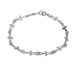 Ankh Link Bracelet