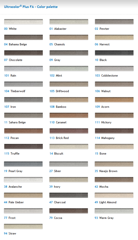Mapei grouts color chart the instapaper