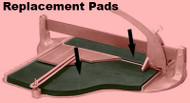 Superior Tile Cutters Replacement Pads for 3-A 400 pad set only - FREE SHIPPING