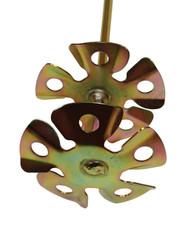 Mixer 2 Wheel Wavy - Medium Duty