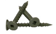Cement Board Screws SQ Drive (200 Piece)