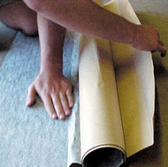 Whisper mat 3x40 ft roll, Sound Control & Crack Suppression Membrane for Ceramic and Natural Stone Tile