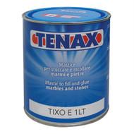 Knife Grade Transparent Tixo E (w/Hardener Tube) - 1 Liter