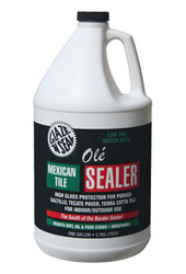 Glaze N' Seal Ol   Mexican Tile Sealer (1 Gallon)