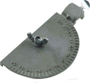 Adjustable 90 degree Protractor Guide for Husqvarna, Target, & Felker Tile Saws - FREE SHIPPING