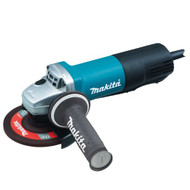 "5"" Makita Paddle Switch Angle Grinder Model 9558PB"