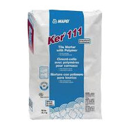 Ker111 White 50 lbs Basic Tile Mortar with Polymer