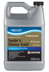 Aqua Mix  Sealers Choice  Gold (gallon)