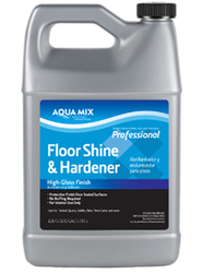 Aqua Mix  Floor Shine & Hardener (gallon)