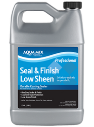 Aqua Mix  Seal & Finish Low Sheen (gallon)