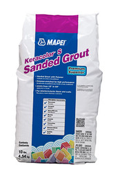 DISCONTINUED COLORS - Mapei Keracolor  S Grout  - (Sanded) - (25 lb)