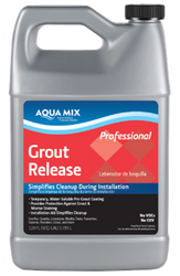 Aqua Mix  Grout Release  (gallon)