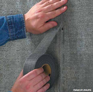 """FibaTape Drywall Tape for Cement Board 50' x 3"""" - FREE SHIPPING"""