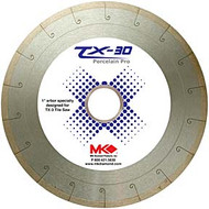 "10"" TX-30 Professional Grade Porcelain Blade - FREE SHIPPING"