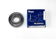 6203ZZC3 Koyo Deep Groove Bearing (17 x 40 x 12mm) - FREE SHIPPING