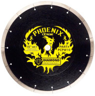 "10"" Wet Tile Blade Extreme - Phoenix - FREE SHIPPING"