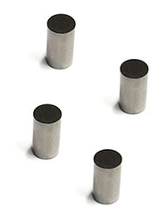 "(Set of 4) 1/4"" Rounded Tungsten Carbide Chip Vacu-Guard Replacement Parts - Tile Tools"