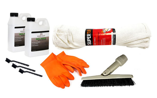 Grout Cleaning Restoration Kit  - Tile Tools