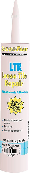 Color Fast LTR Loose Tile Repair Adhesive