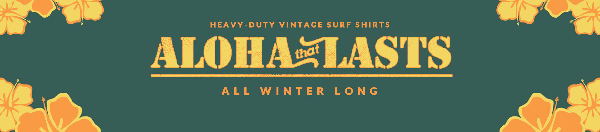 Heavy Duty Vintage Surf Shirts for Winter